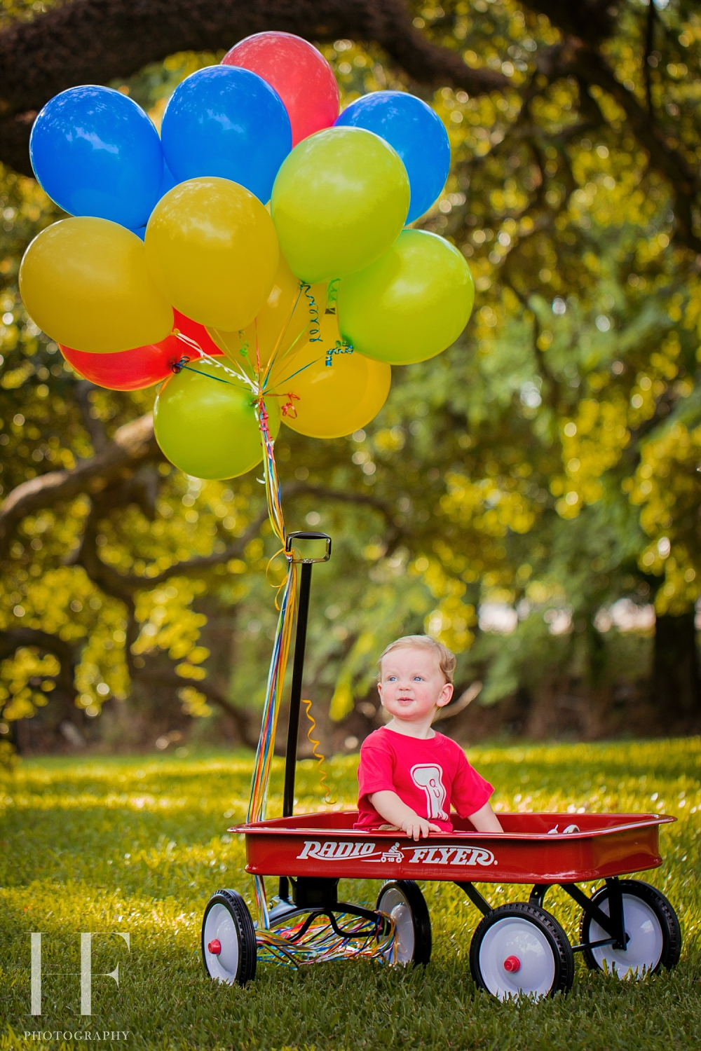Hf photography, downtown, Lake charles, Louisiana, Cake smash, first birthday, Lake charels photographer, Child photographer, family photographer, oak tree, red wagon photos, one year old, let them eat cake, quinn,